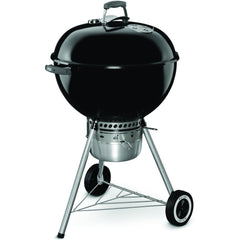 Weber Original Kettle Premium 22-Inch Charcoal Grill - Black