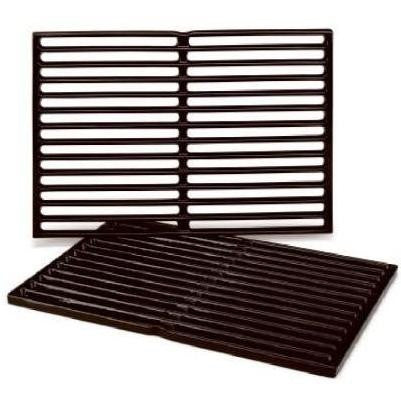 Weber 7638 Porcelain-Enameled Cooking Grates For Genesis B & Spirit 300 Series Gas Grills