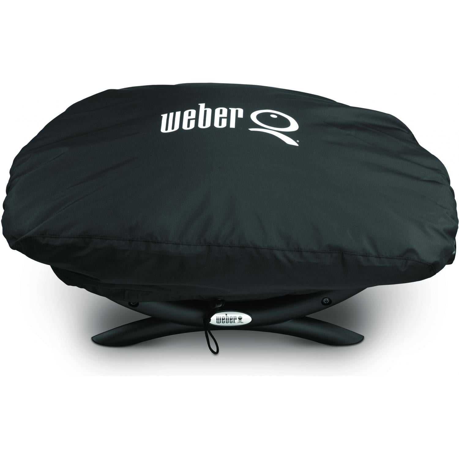 Weber 7110 Grill Cover For Q 100 & 1000 Series Gas Grills