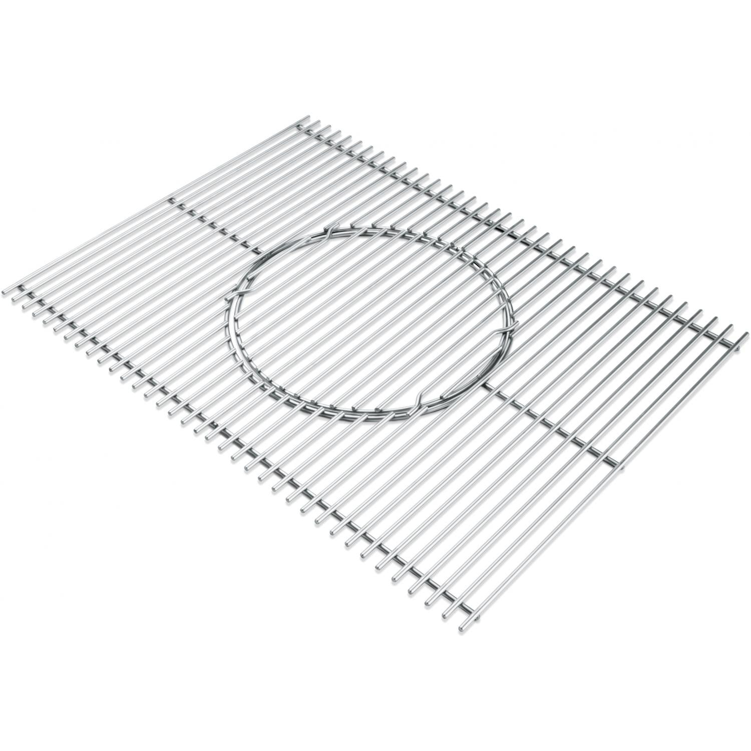 Weber 7587 Stainless Steel Cooking Grate For Genesis 300 Series Gas Grills