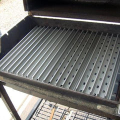 GrillGrate 4-Panel Replacement Grill Grate Set For Weber Spirit 200 Gas Grills With Grate Tool