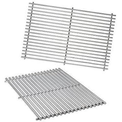 Weber 7528 Stainless Steel Cooking Grates For Genesis E & S 300 Series Gas Grills