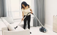 how to clean after having lice vaccum traffic areas