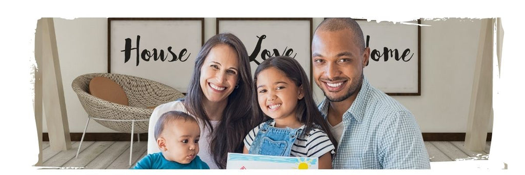 Family is very happy after hiring Lice Buster