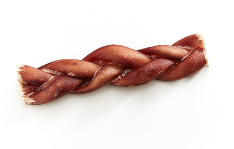 Braided Bully Sticks