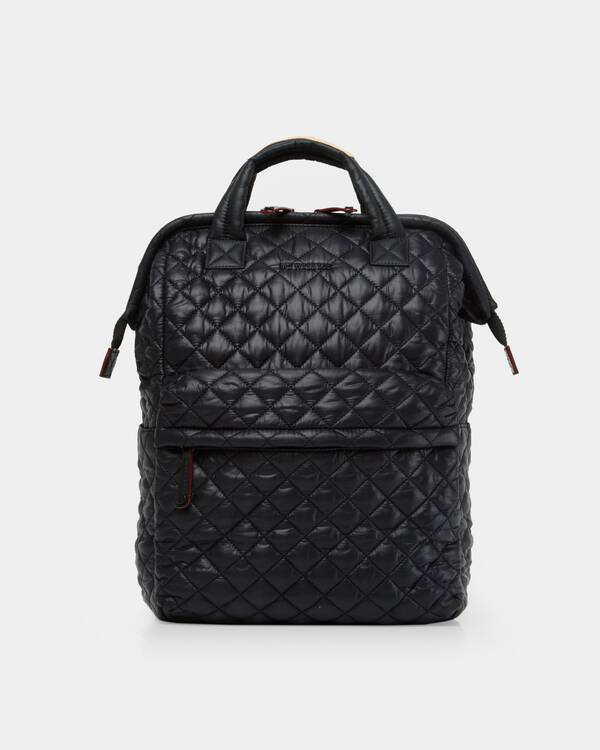 MZ Wallace Top Handle Backpack M