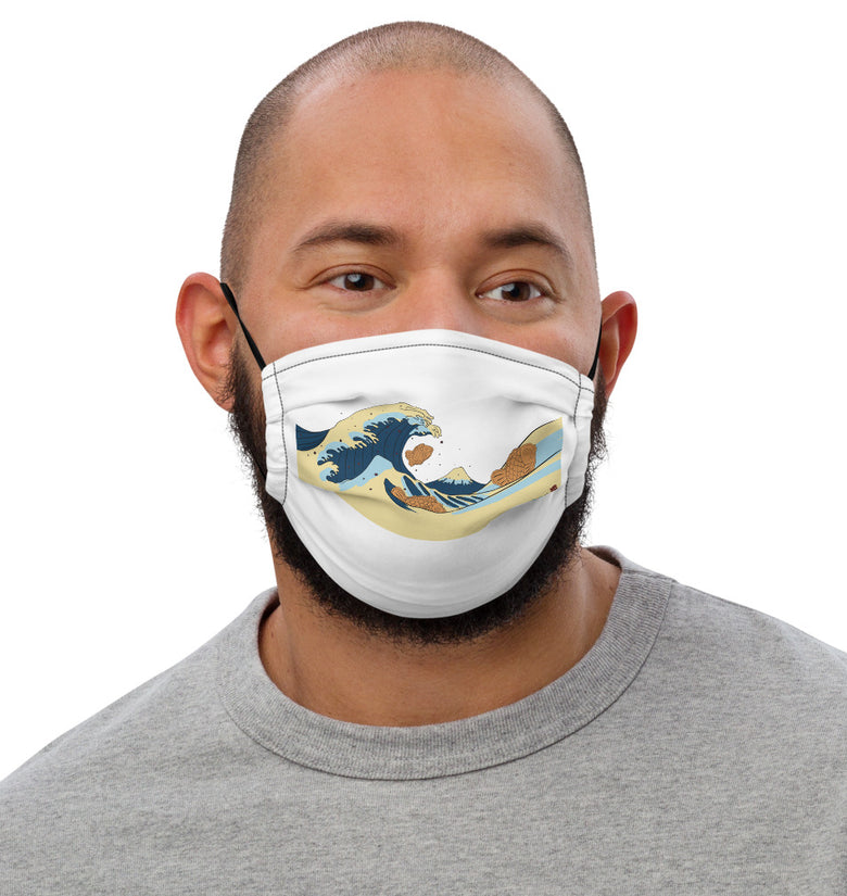Wave Premium face mask