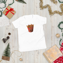 Load image into Gallery viewer, Winter Bucket Kids/Teens Short Sleeve T-Shirt