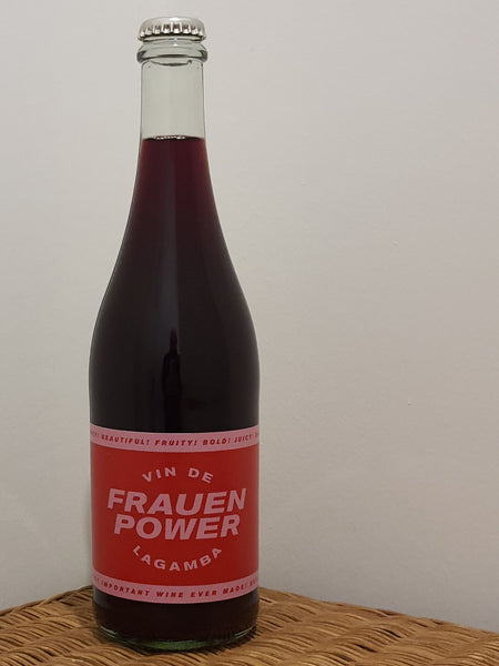 Vin de Lagamba - Frauen Power 2019