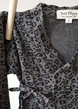 Load image into Gallery viewer, Baby - Lounge Wear Set - Grey Leopard