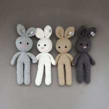 Load image into Gallery viewer, Crochet Bunny - Cotton
