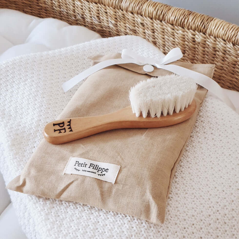 Natural Baby Brush
