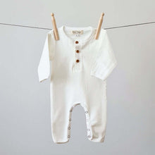 Load image into Gallery viewer, Playsuit - Ivory