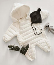 Load image into Gallery viewer, Snowsuit - Ivory