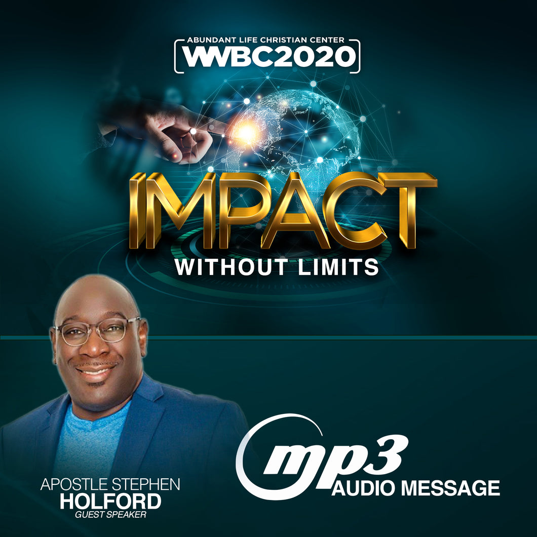 Apostle Stephen Holford WWBC2020 Session - (Audio Message)