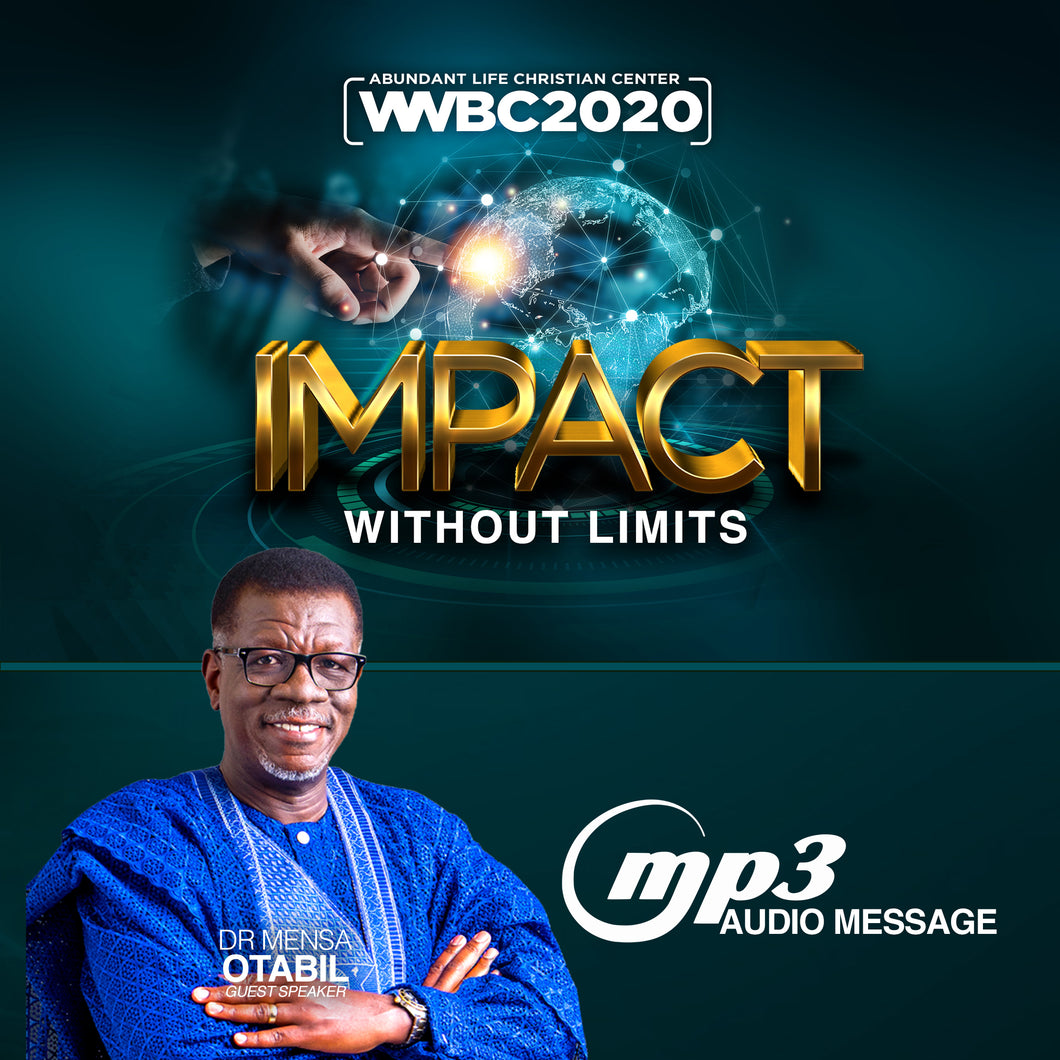 Dr. Mensa Otabil WWBC2020 Session - (Audio Message)