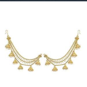 Earrings chain For Women By Jewel Farm