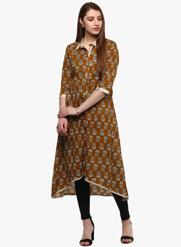 Cotton  Kurta For Women's