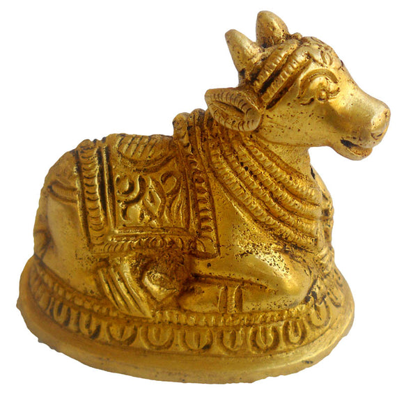Crafts of India : Nandi : Vehicle of Lord Shiva