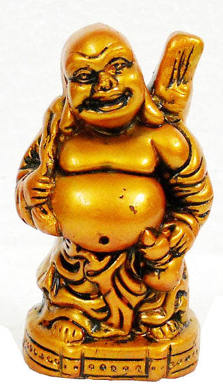 Crafts of India : Terracotta Sculpture Laughing Buddha