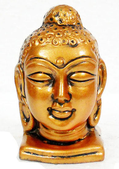 Crafts of India : Terracotta Sculpture Buddha Head