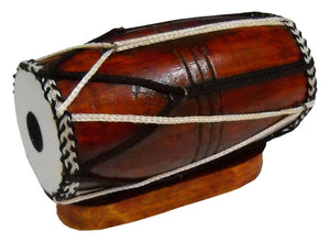 Crafts of India : Wooden Dholak Miniature