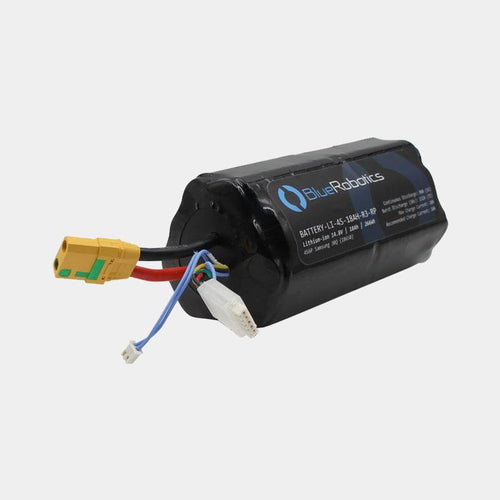 Lithium-ion Battery (14.8V, 18Ah) - Marine Thinking