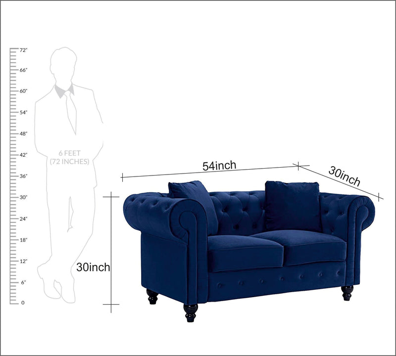 Fully cushioned fabric sofa and sofa cum bed with wooden base