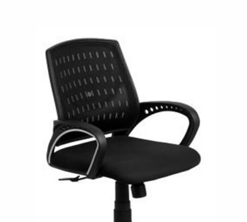 Office Chair with Chrome base