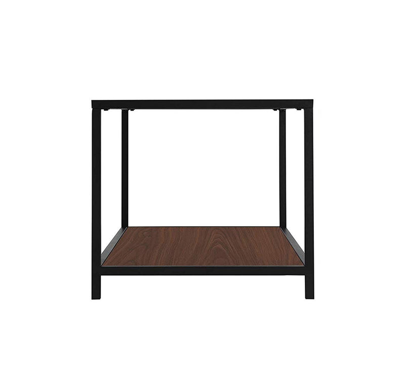 Center Table with Metal Base base Metal Frame
