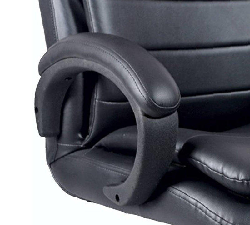 Leatherette Office Chair with nylon base
