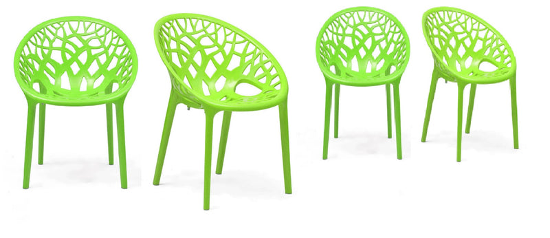 PP Designer Chair set of 4