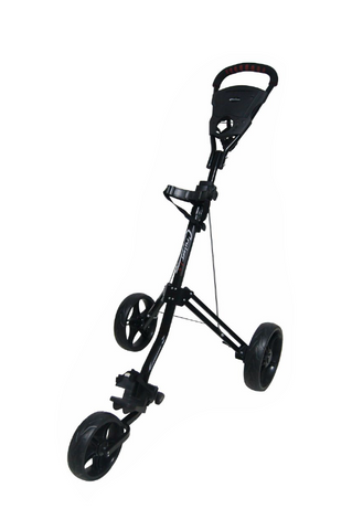 CRUISER LX 3-WHEEL PUSH CART