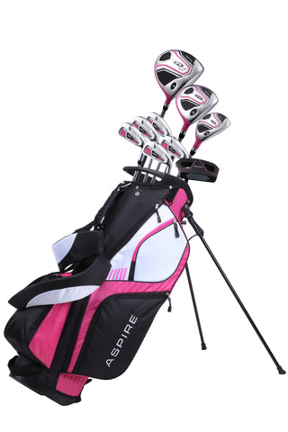 XD-1 LADIES 14 PIECE SET, AVAILABLE IN CHERRY, PINK OR PURPLE