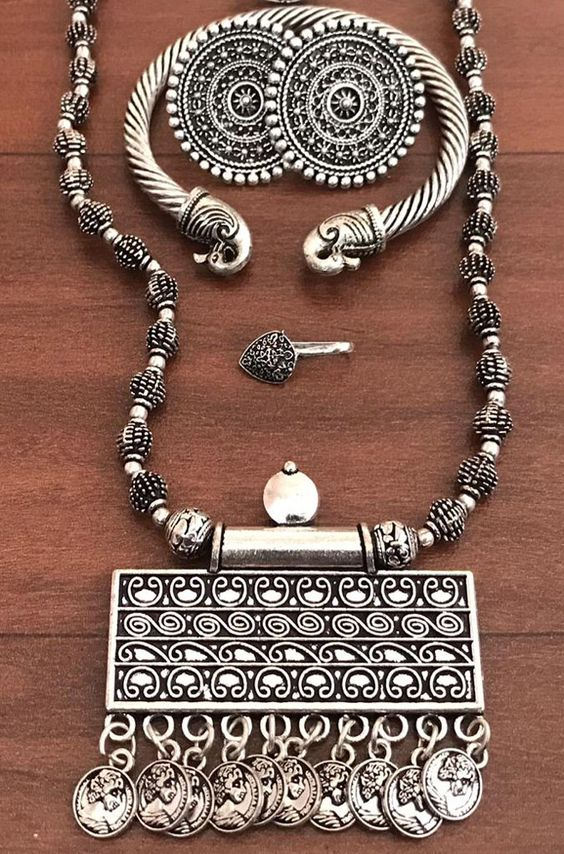 Antique  Necklace Set for this navratri