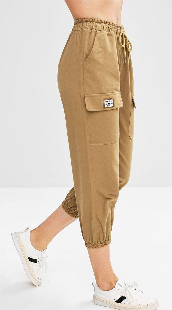 Cute casual pants for Summer