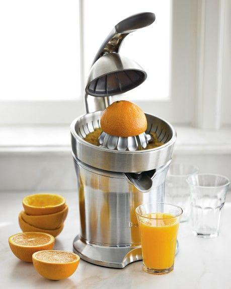 Die-Cast Citrus Press