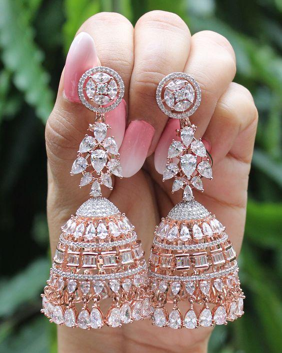 Lucknow Earrings