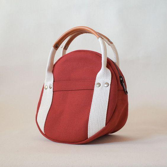 RED BEAUTIFUL BAG