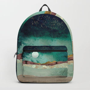 Spring Night Backpack