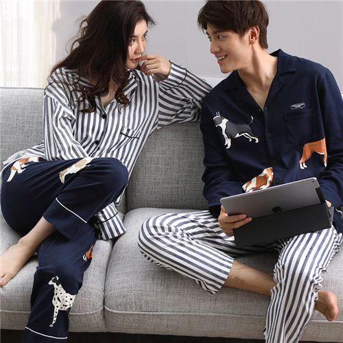 animal printed couple suit