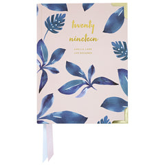 2019 Amelia Lane Life Designer, Compact Daily (Ocean Leaves)