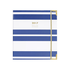 2017 Amelia Lane Life Designer {Signature, Navy Stripes}