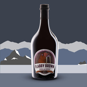 Flabby Brown - barrel aged ONE SHOT