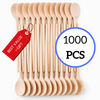 Mr. Woodware - Craft Wooden Spoons Bulk – 10 Inch – Set of 1000