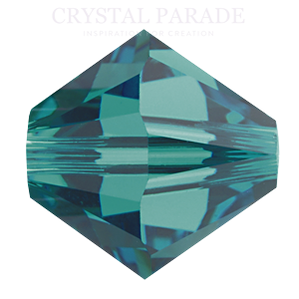 Swarovski 3mm Xilion Beads Blue Zircon - Pack of 1440