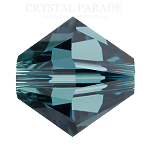 Swarovski 3mm Xilion Beads Indicolite - Pack of 1440