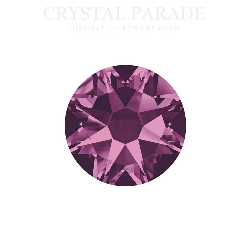 Swarovski Xirius SS20 (5mm) Non Hotfix Crystals - Pack of 100 Amethyst
