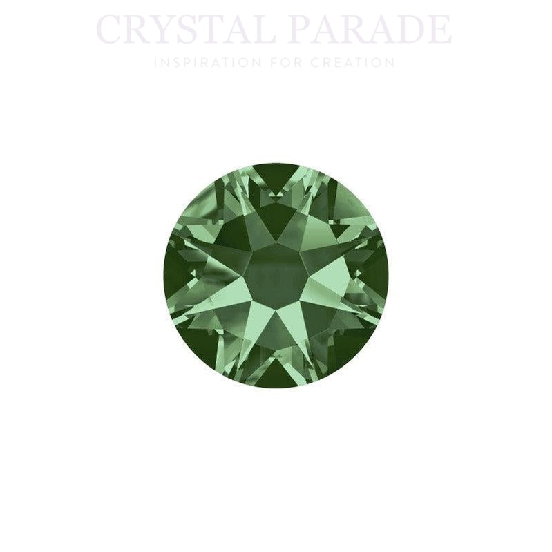 Swarovski Xirius SS20 (5mm) Hot Fix Crystals - Pack of 1440 Erinite