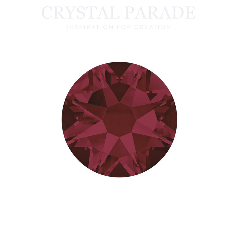 Swarovski Xirius SS30 (6mm) Non Hotfix Crystals - Pack of 288 Ruby